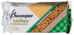 Хлебцы вафельные, 60 г Виктория пшеничные