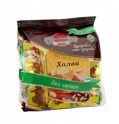 Халва, Голицин 68 г подсолнечная в шоколадной глазури с фруктозой