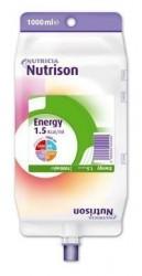 Смесь для энтерального питания, Нутризон 1 л Энергия с пищевыми волокнами